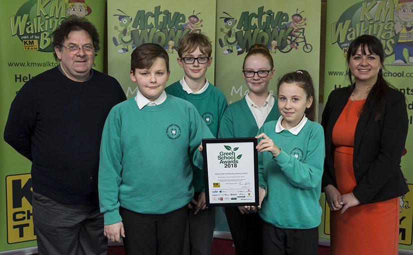 Green School Awards 2018