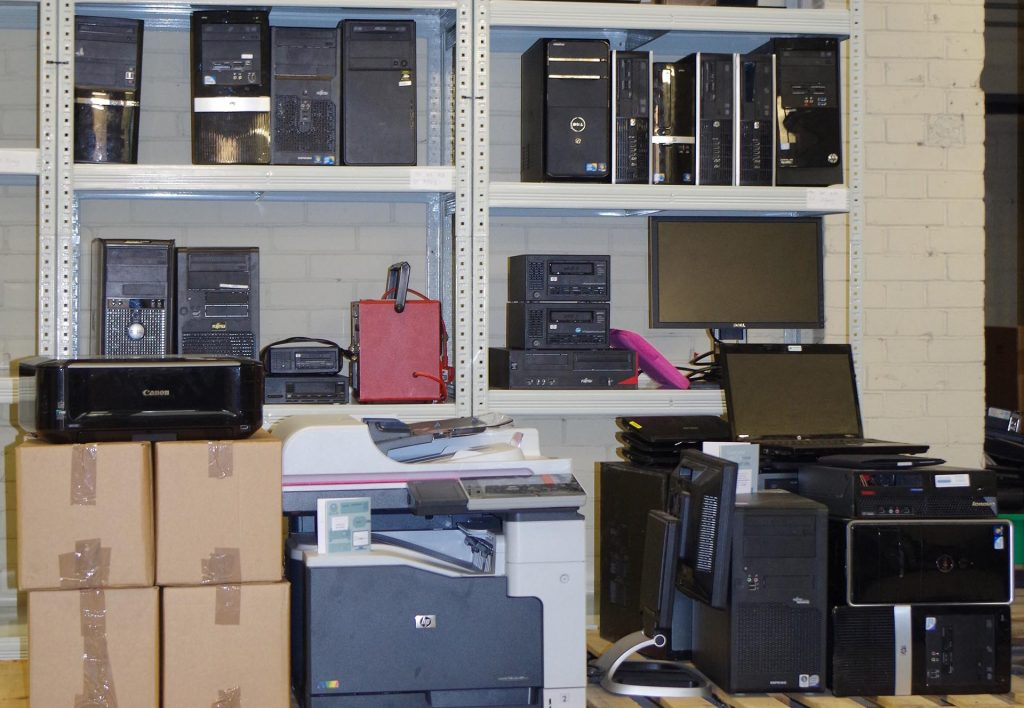 Reuse Old IT Equipment