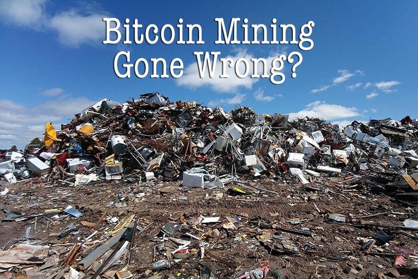 Lost Bitcoin