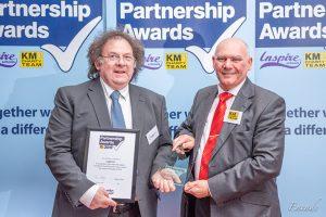 KM Partnership Awards LoopCR