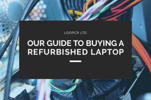 Buying a Refurbished Laptop