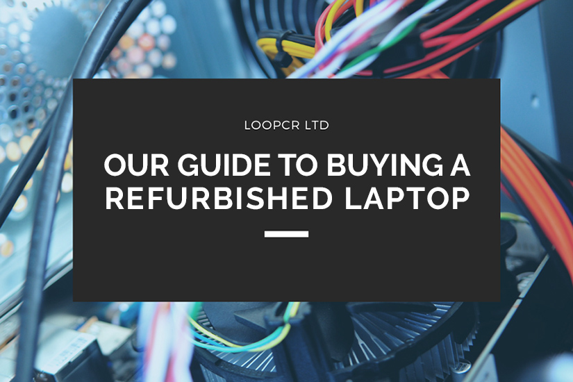 Buying a Refurbished Laptop